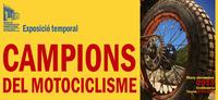 Exposición Campeones del Motociclismo en Premiá de Mar