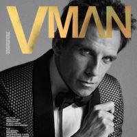 Zoolander No.2: la mirada acero azul de Ben Stiller en portada doble de  VMAN