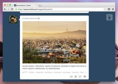 ¿No te gusta la búsqueda de Tumblr? Prueba con las páginas de sus etiquetas