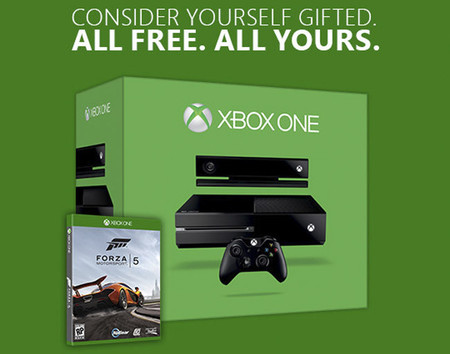 Juegos y Xbox One de regalo para algunos usuarios de Xbox Live