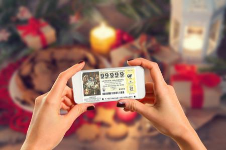 Cómo comprobar los décimos premiados de la Lotería de Navidad en el móvil