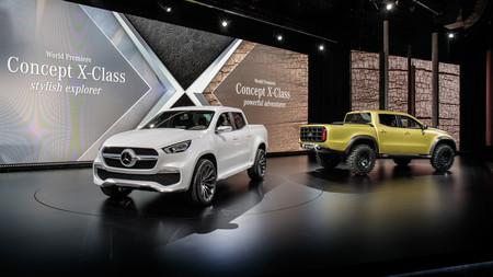 Mercedes Benz Concept Clase X 100