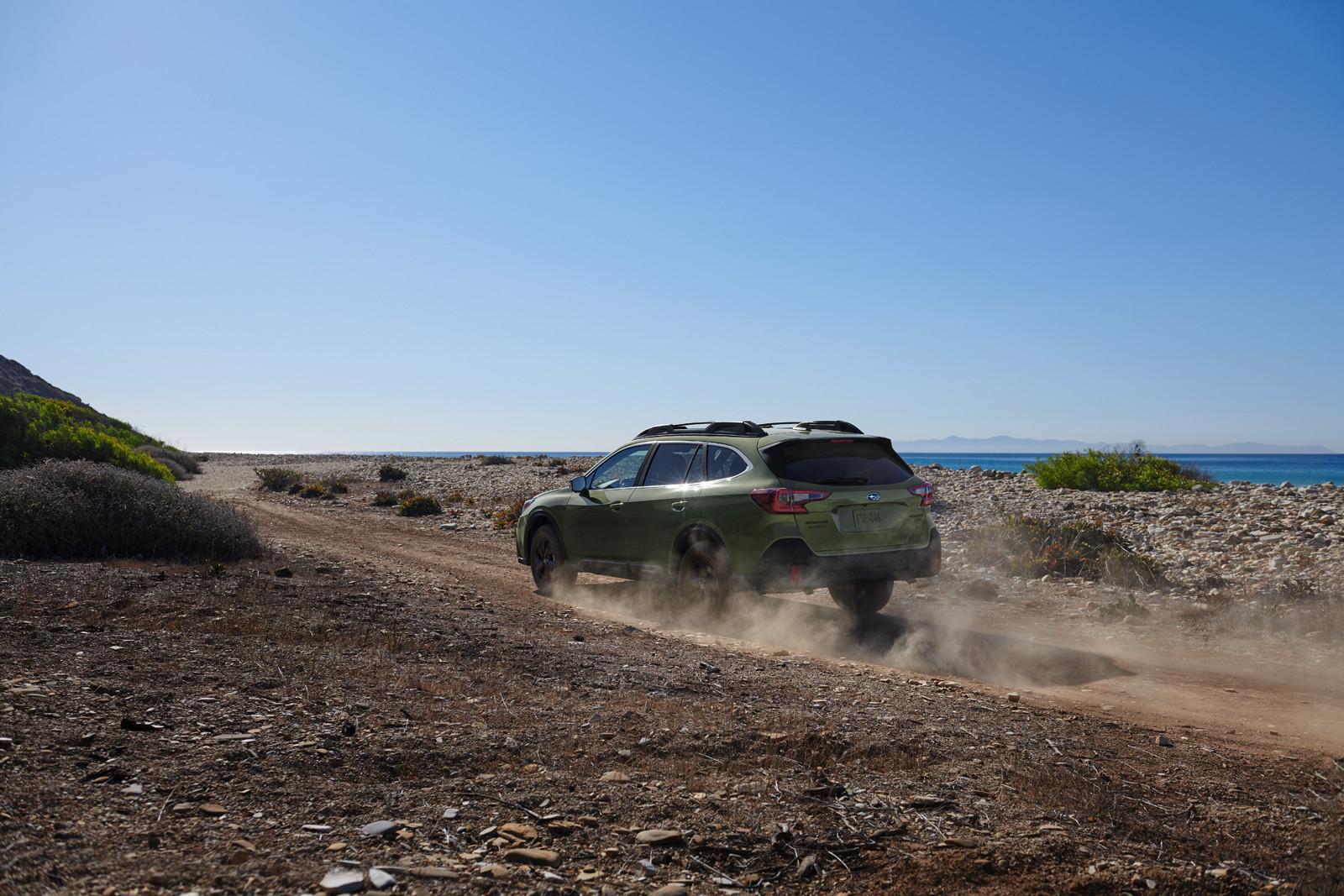 Foto de Subaru Outback 2019 (25/26)