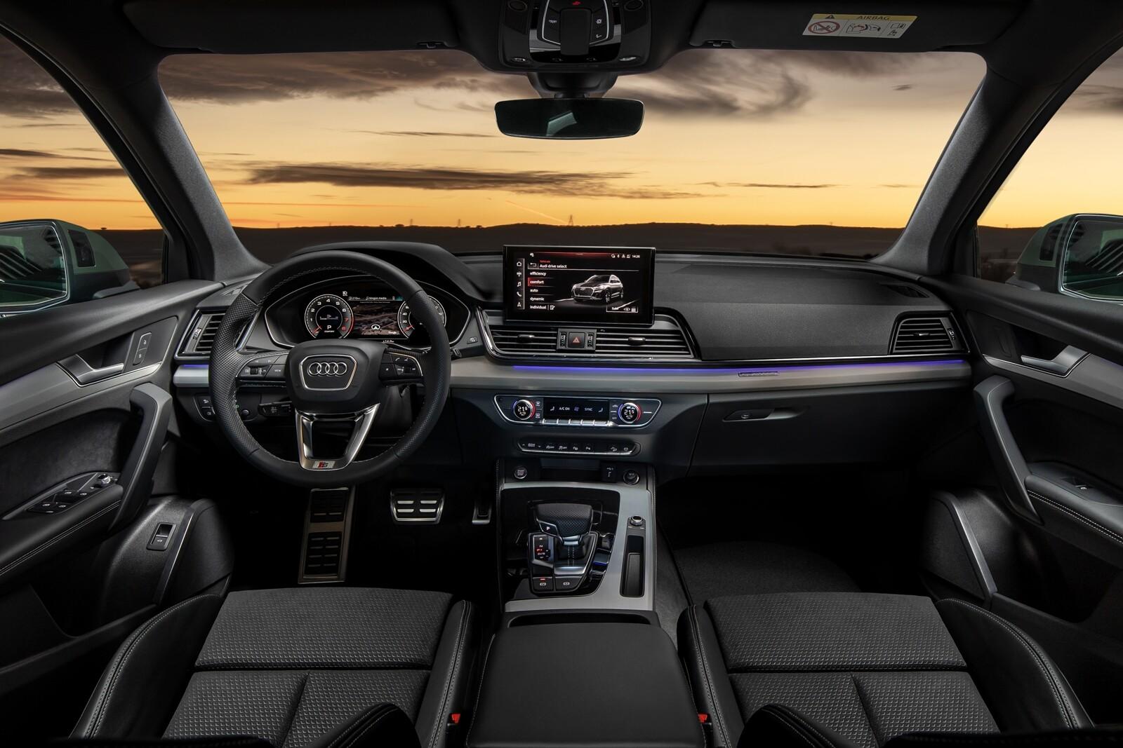 Foto de Audi Q5 2020, prueba (50/52)