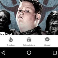 YouTube está probando una nueva interfaz para su aplicación en Android