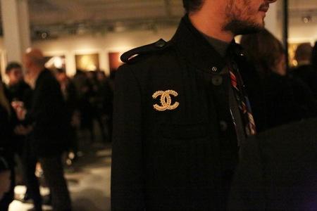 Exposición 'The Little Black Jacket' de Chanel en Moscú