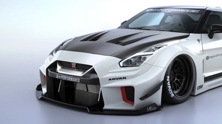 Liberty Walk Wants To Sell You A 73 570 Nissan Gt R Body Kit 4