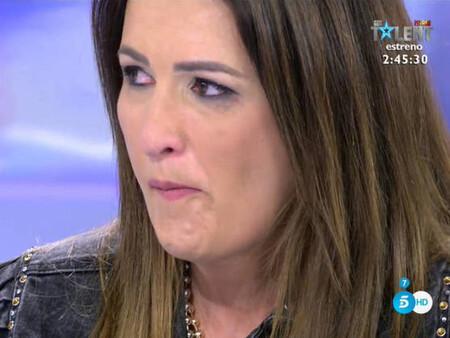 El Director De Salvame Alberto Diaz Echa A Laura Fa En Directo