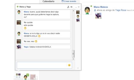 Probamos el chat grupal de Tuenti