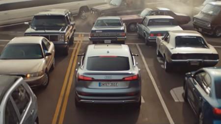 Audi junta en la Super Bowl sus coches eléctricos, 'Frozen' y 'Juego de Tronos' para despedirse (metafóricamente) de la gasolina
