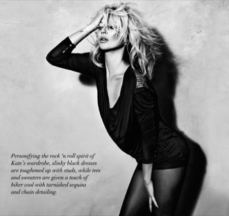 Kate Moss para TopShop Otoño-Invierno 2009/2010 VII