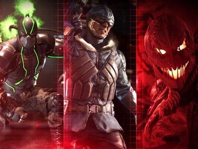 Bane, Gorilla Grodd, el Capitán Frío y el Espantapájaros  reparten estopa en el último tráiler de Injustice 2