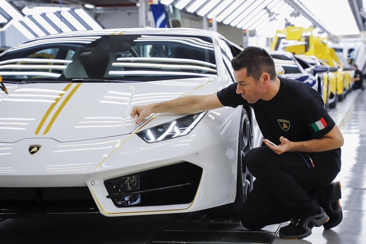 Foto de Lamborghini del Papa Francisco (15/16)