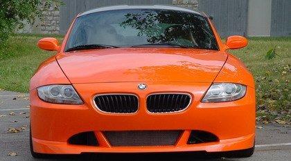 BMW Z4M Carbon Coupe