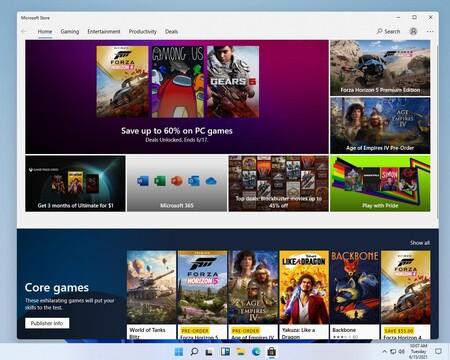 Windows 11 Filtracion Nueva Tienda Windows Store