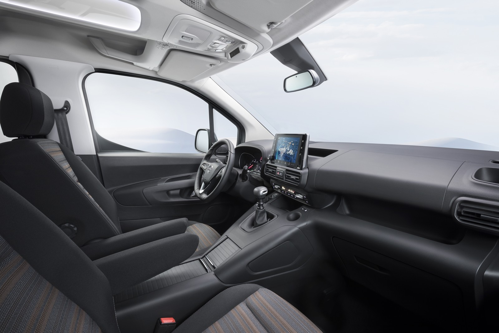 Foto de Opel Combo Life 2018 (37/63)