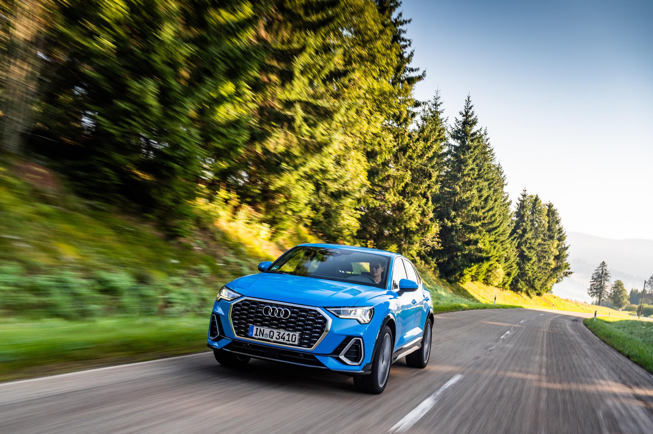 Foto de Audi Q3 Sportback (13/20)