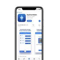 Cuidado con las apps de criptodivisas: una falsa app de MyEtherWallet ha sido una de las más descargadas en la App Store