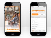 El móvil y Segundamano.es: 45% del tráfico total y nueva app para iOS