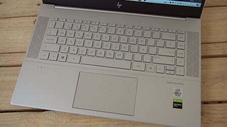 Hp Envy 15 Review Analisis Xataka Teclado Completo