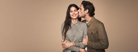 Hasta un 60% de descuento en una selección de prendas de temporada de Cortefiel para hombre y mujer: camisas, vestidos, zapatillas y más