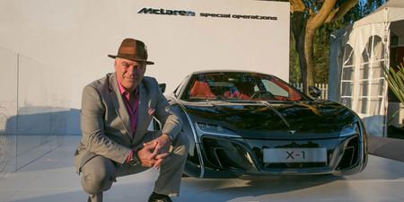 Frank Stephenson dejaría el diseño de McLaren para volver a MINI