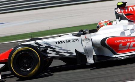 GP de Turquía F1 2011: Hispania Racing F1 Team lleva sus dos coches a la meta