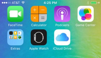 iCloud Drive estrena app en iOS 9, y si quieres puedes ocultarla de tu pantalla de inicio