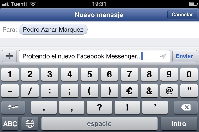 facebook messenger ios iphone apple
