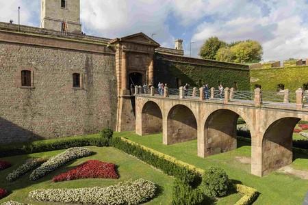 Castillo Montjuic