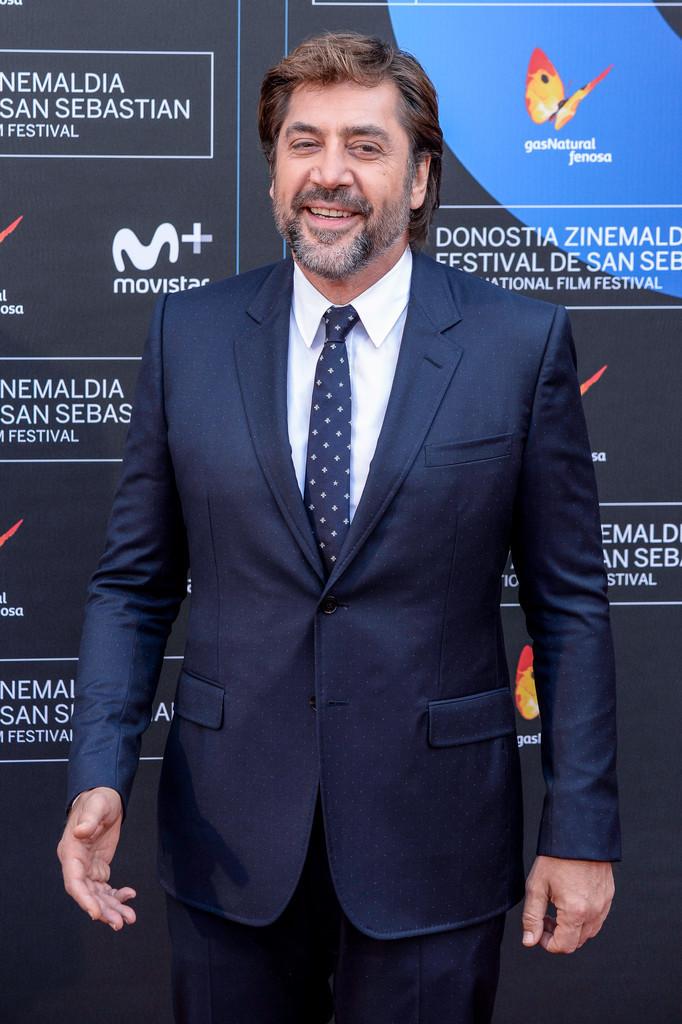 Javier Bardem Loving Pablo San Sebastian Red Carpet Premiere 2