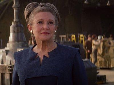 El mundo llora la muerte de Carrie Fisher: 2016 también se llevó a la princesa Leia