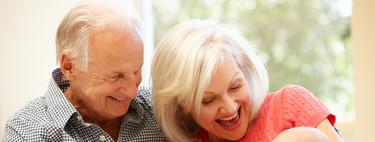Para la abuela y el abuelo, en su primer Día de los Abuelos