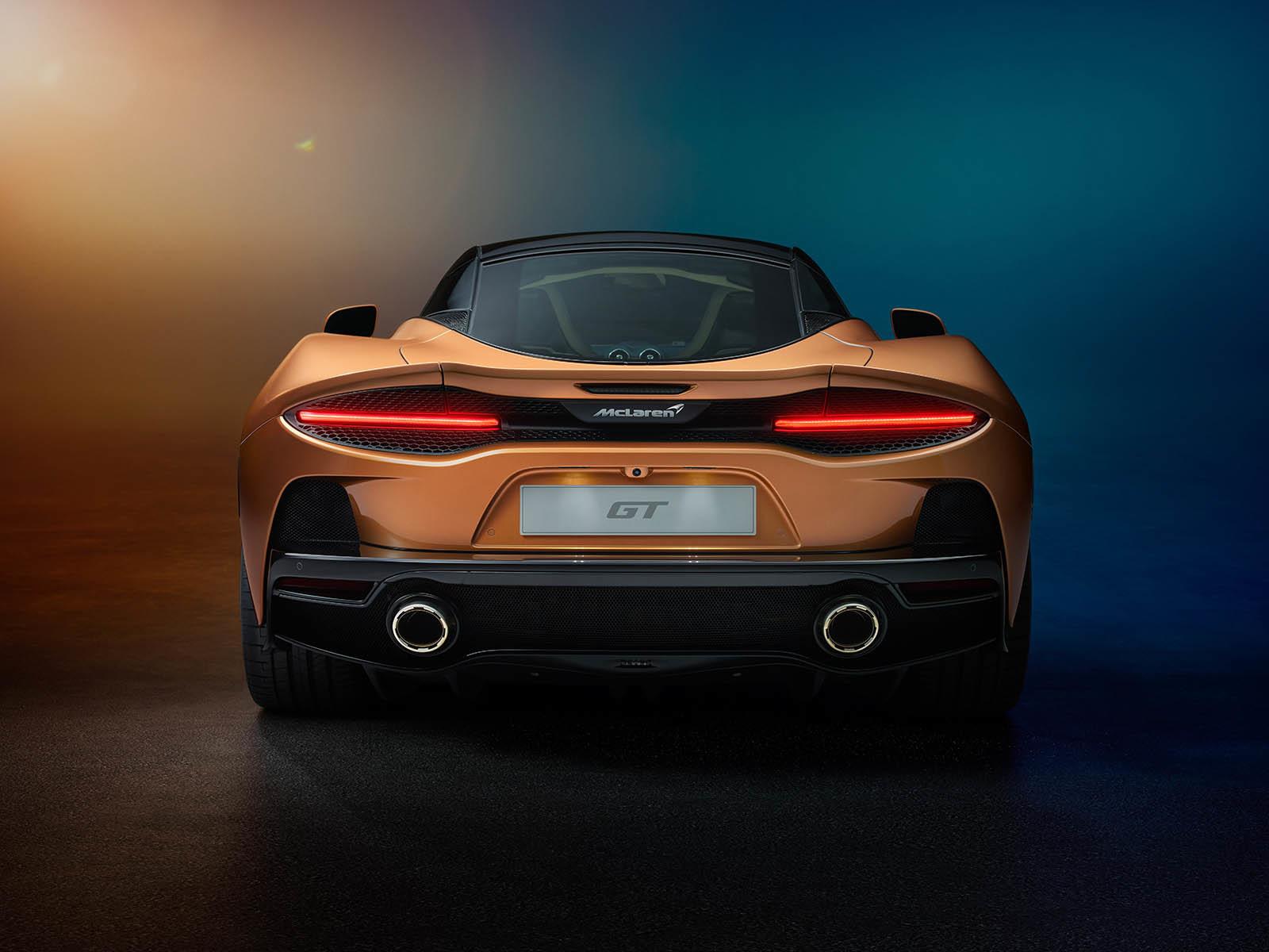 Foto de McLaren GT 2020 (17/35)