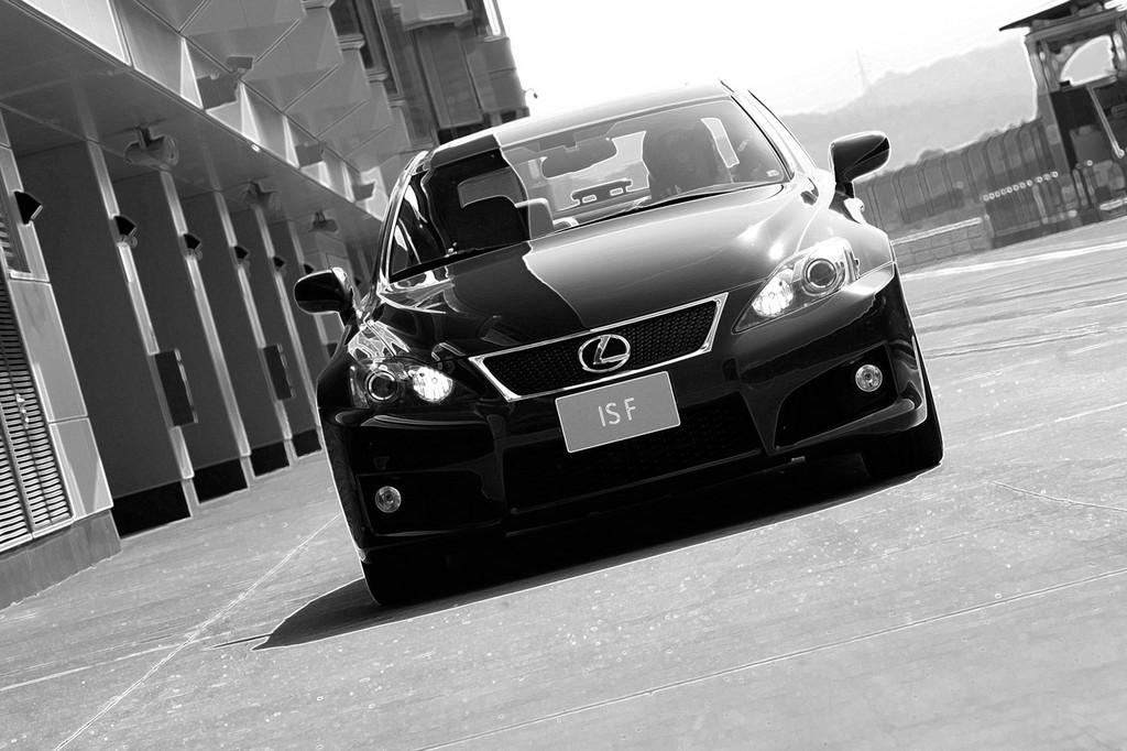 Foto de Lexus IS-F (40/111)