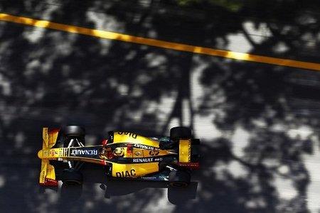 GP de Mónaco 2010: Robert Kubica, Felipe Massa y Mark Webber mandan en los libres 3. Fernando Alonso accidentado
