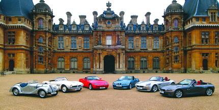 Una concentración de BMW española intentará entrar en el Guinness el próximo septiembre