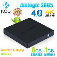 Android en tu televisor por 25,49 euros con esta TV Box Android Mini MX
