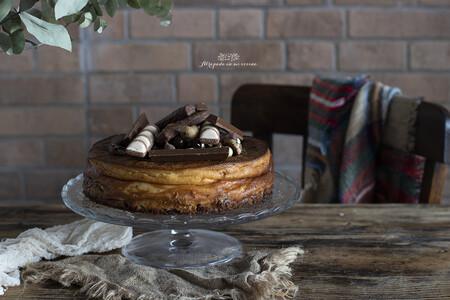 Tarta De Queso Y Cookies 1