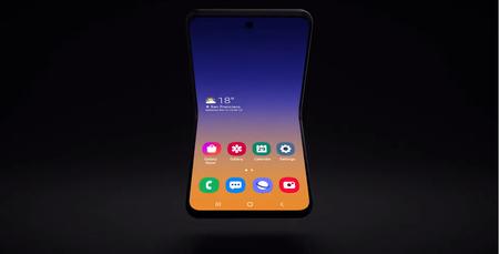 Es oficial: así luce el segundo smartphone plegable de Samsung, en formato vertical como el Motorola RAZR
