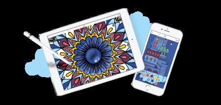 Lake renueva su apariencia: estas son las novedades de la app de iOS para colorear y liberarte del estrés