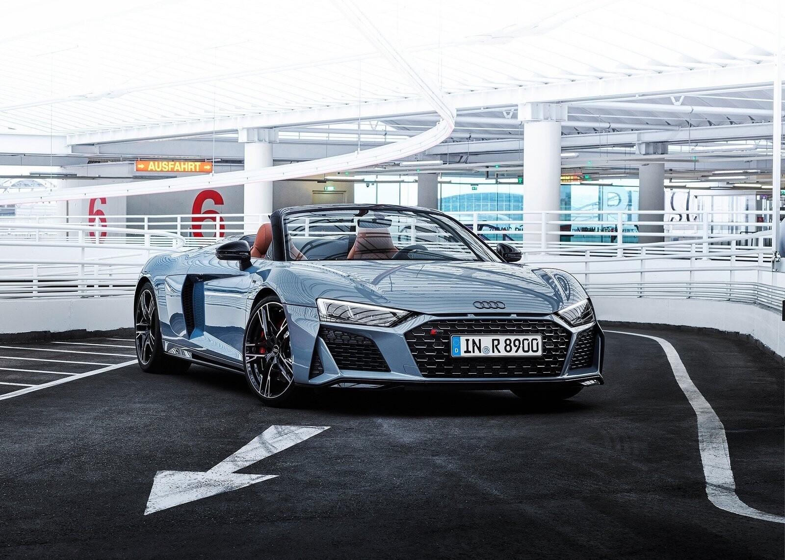Foto de Audi R8 V10 Performance RWD (16/21)