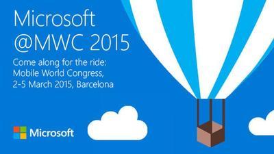 Microsoft retransmitirá en directo su conferencia de prensa del Mobile World Congress 2015