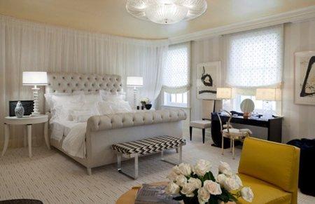 Puertas abiertas: un dormitorio con clase