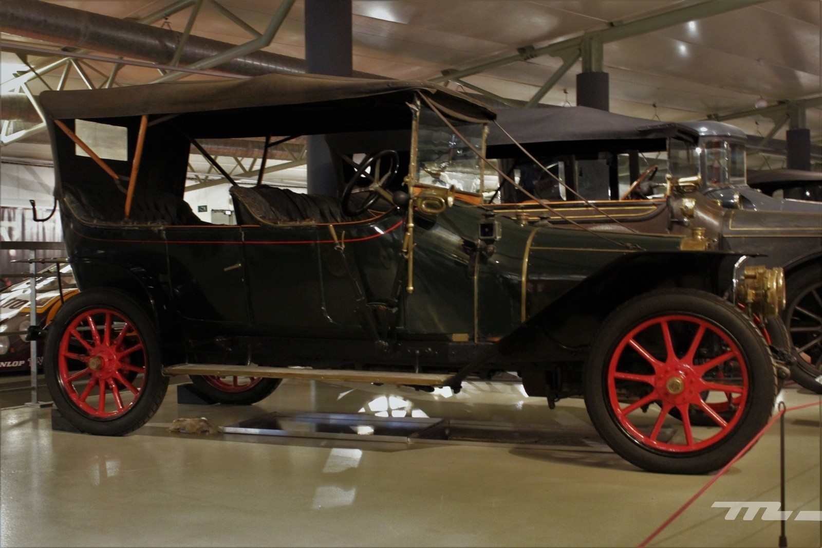 Foto de Museo de las 24 Horas de Le Mans (inicios) (17/30)