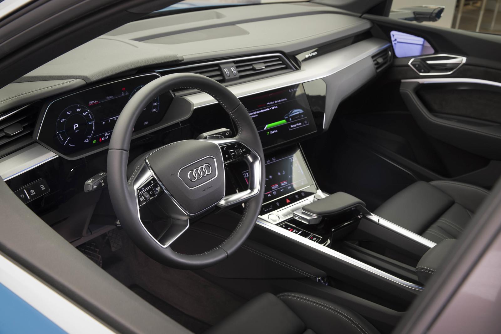 Foto de Audi e-tron (22/111)