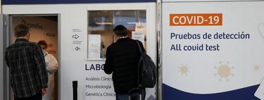 Un test de autodiagnóstico para ir al trabajo o al colegio: la idea de Europa que España omite