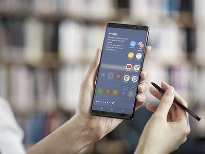 Samsung Galaxy Note 8: bienvenida, doble cámara
