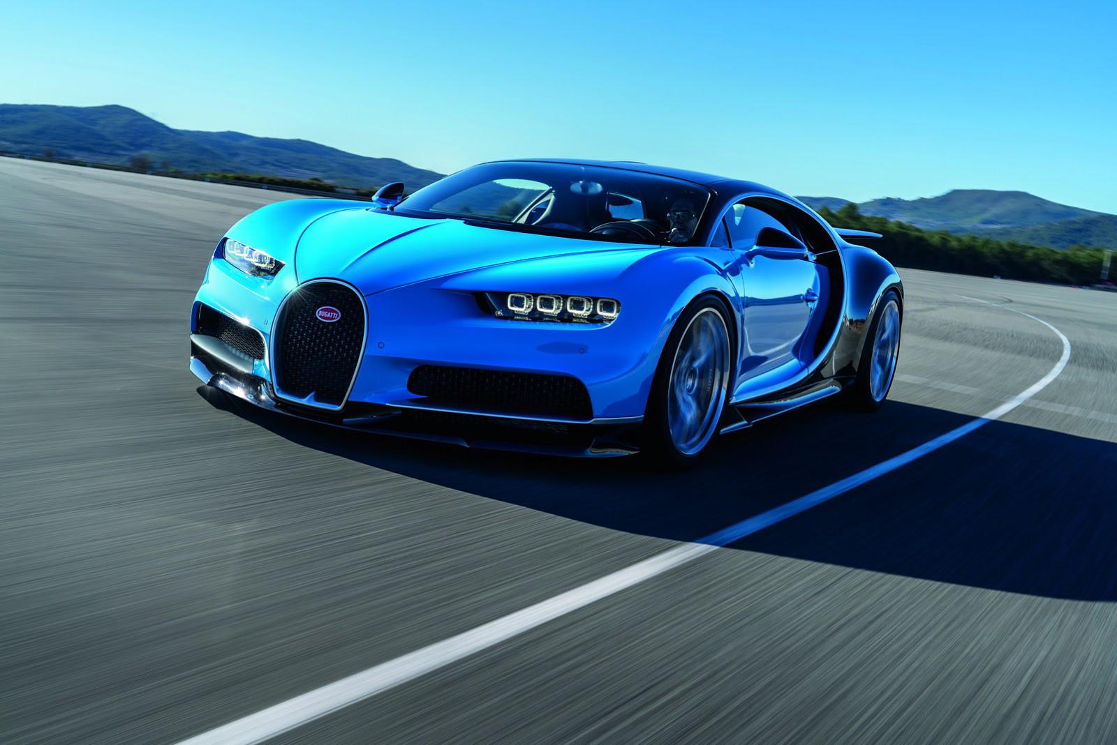 Foto de Bugatti Chiron (51/60)
