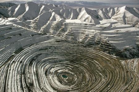 mina cobre canyon